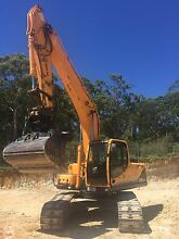 EXCAVATOR may swap for 12-14 tonner Raymond Terrace Port Stephens Area Preview
