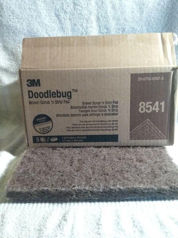 3M Doodlebug Brown Scrub