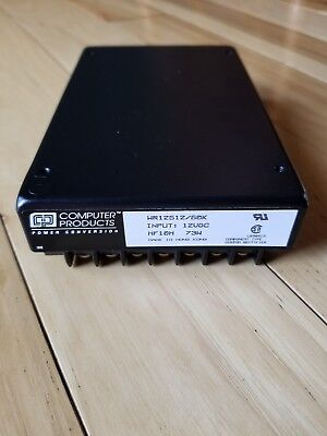 Computer Products Wr-k Series Power Conversion Wr12s1260k