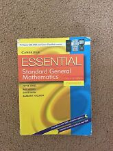 Essential standard general mathematics textbook Brighton East Bayside Area Preview