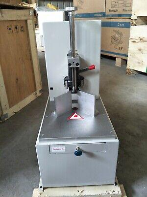 Round Corner Machine Cutter Name Cards Paper 7 Knife Chamfering Machine Tabletop