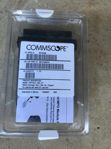 CommScope - 760109496 | 360G2 Cartridge 12-LC-SM-BL-PIGTAILS