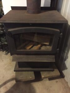 Fire place stove