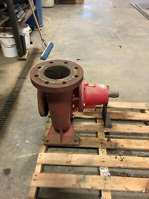 Bell And Gossett 6x8 Centrifugal Pump No Tag