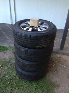 Ford ranger wildtrak 2016 wheels new Pitt Town Hawkesbury Area Preview
