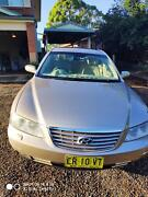 2006 Hyundai Grandeur Sedan Grose Vale Hawkesbury Area Preview