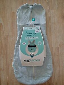 ergoCocoon Winter Swaddle and Sleep Bag 2.5 tog (3-12mths/6-10kg) Wurtulla Maroochydore Area Preview