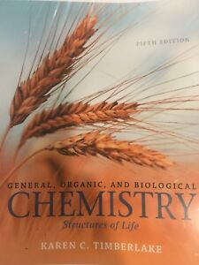General, Organic, and Biological CHEMISTRY TEXTBOOK