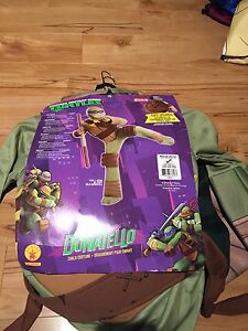 Brand new ninja turtle costume