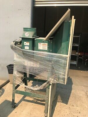 Grizzly Dry Spray Booth G0532