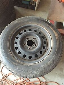 Vs commodore rims an tyres x2 Fulham Gardens Charles Sturt Area Preview