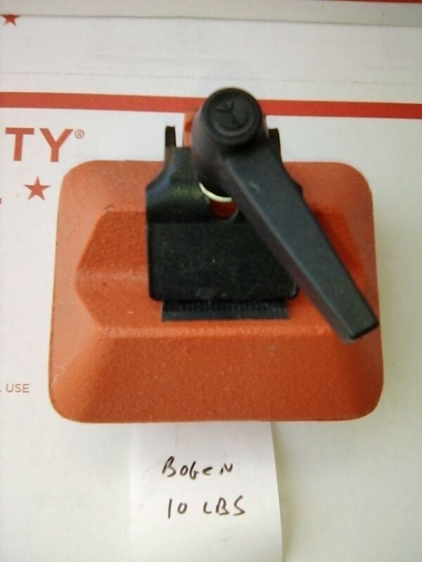 Manfrotto Bogen Counter Weight 10 LBS