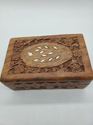 Boxes Sheesham Wood Vatican