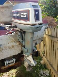 evinrude 25 hp | Boat Accessories & Parts | Gumtree Australia Free