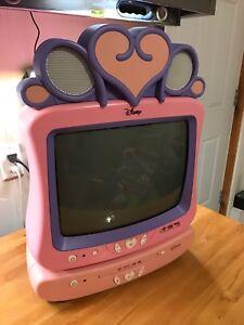 Télé + DVD Disney