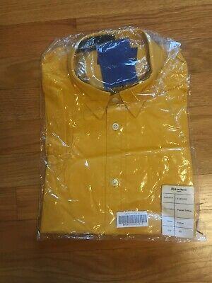 Études Studio Poésie Shirt Yellow
