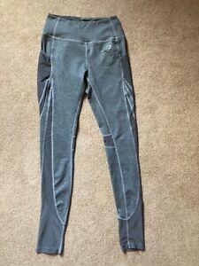 Gymshark Grey Mesh Legging