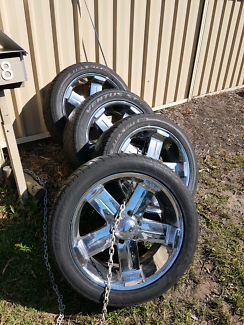 Hilux Wheels and Rims