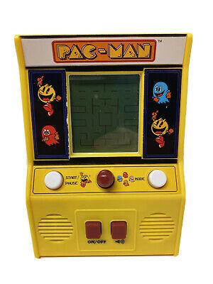 PAC-MAN Arcade Game LCD BANDAI NAMCO 09521 Electronic Handheld