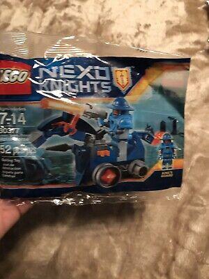 LEGO 30377 NEXO Knights Motor Horse NEW & Sealed Polybag