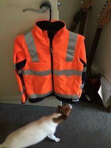 Hi vis work gear