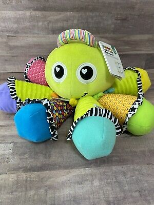 LAMAZE, Octotunes, Musical Octopus Stuffed Baby Toy 0m+