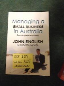 Managing a small business in Australia Elanora Gold Coast South Preview
