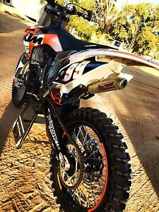 FACTORY KTM 250Sx Albany Albany Area Preview
