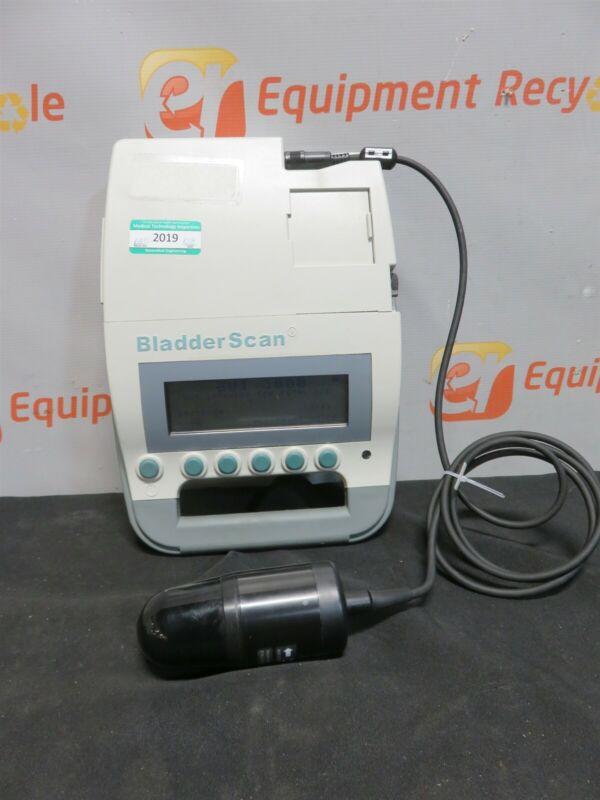 Verathon Bladder Scan Scanner Ultrasound BVI 3000 Urology Imaging Probe