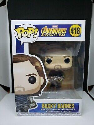 Funko POP! Marvel Bucky Barnes - Avengers: Infinity War #418