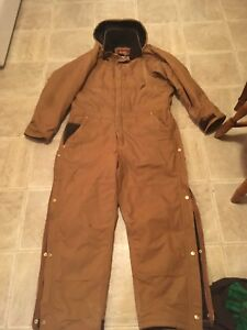 Men's winter coveralls  and Nike Jacket