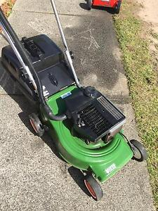 green victa 2 stroke , a cheapie and good for the rough yard :) Hallam Casey Area Preview