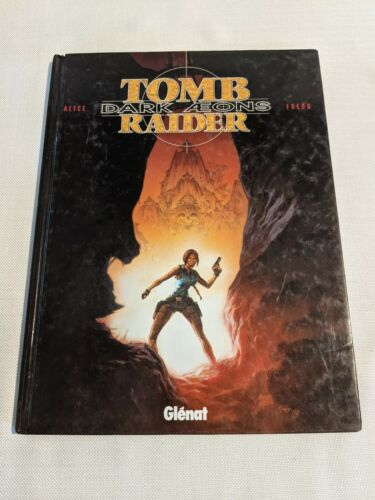 TOMB RAIDER T01 DARK AEONS ALICE/FREON GLENAT 1999 FRENCH FRANCAIS
