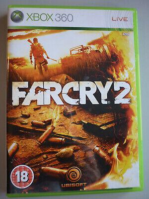 Far Cry 2 - XBOX 360 Spiel