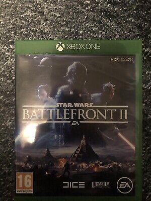 Star Wars: Battlefront II (Xbox One, 2017)