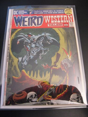 WEIRD WESTERN TALES #12 (VF) 3rd Jonah Hex! Super Bright, Colorful & Glossy!