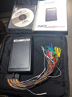 Ncigologic Usb-36-1m-558 Nci Logic Analyzer 44 Channels