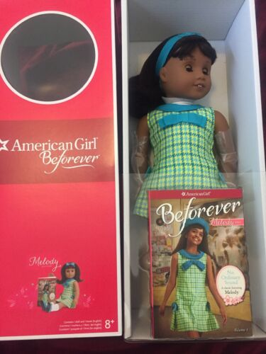 American Girl Melody Doll & Book   NEW in AG Box  NRFB First