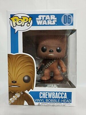 Funko Pop! Disney: Star Wars - Chewbacca #06 New in Box