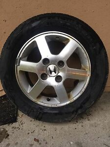 Honda Accord 1 month used all purpose Tire