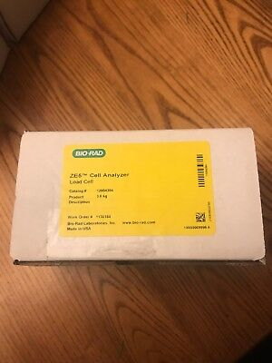 Biorad Bio-rad Ze5 Cell Analyzer Load Cell 12004394 New In Box