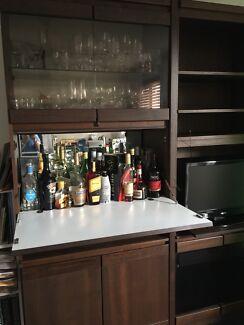 Must go: oaks drinks cabinet