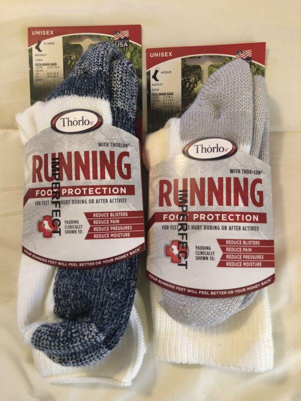 #635 Thorlos Running Socks