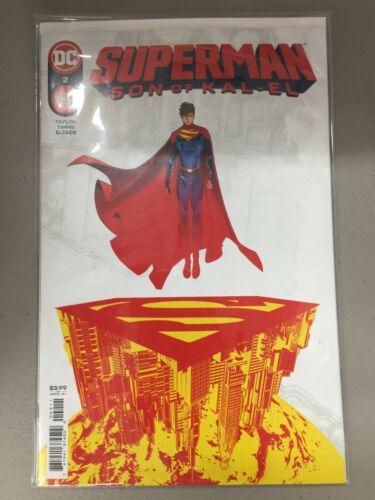 SUPERMAN SON OF KAL-EL #2 Main Cover DC Comics 2021
