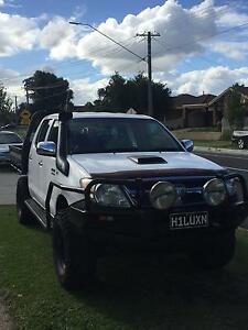 2007 Toyota Hilux Ute Albanvale Brimbank Area Preview