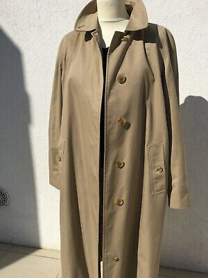 Authentique manteau imper trench