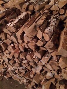 4 Dry Birch Firewood 110lb Bags+Kindle+Free Delivery $140