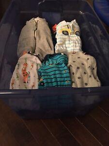 Boy lot 6-12 month clothes