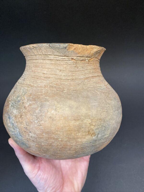 MLC s6708 Well Made Hohokam - Anastasi Old  Pottery Vessel Old Artifact NM - ARZ