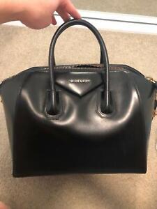 Givenchy Black Antigona Handbag